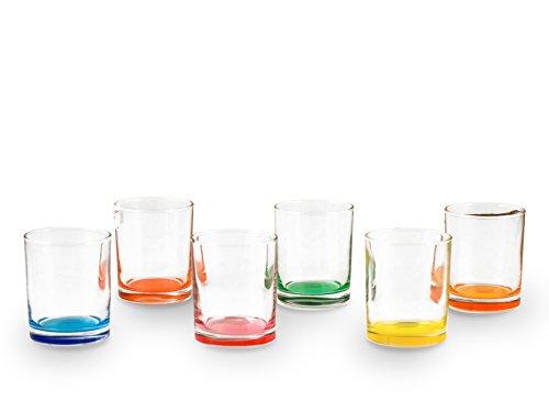 Vasos Cristal Agua Modernos Marca Pasabahce