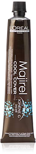 Majirel Cool Cover Coloración permanente en crema para el cabello 5 50 ml