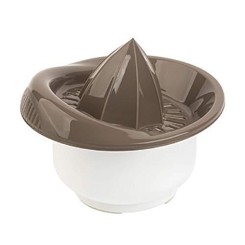 Engelland Presse-agrumes manuel - Diamètre : 15 cm - Capacité : 0,5 l - Plastique marron - Sans BPA