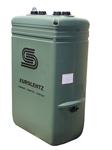 SOTRALENTZ Depósito Gasoil 1000 litros Doble Pared (Estrecho)