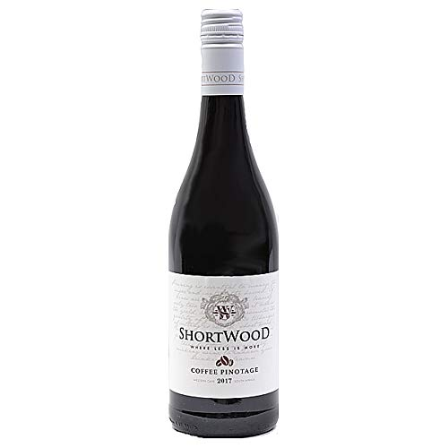 Imbuko Wines Shortwood Coffee Pinotage 0,75l Südafrika Western Cape