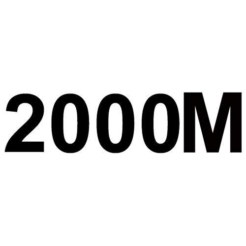 Ningc Brasilien Angelzubehör Chilean Line Kite Sea Multifilament Karpfen Draht 8 Stränge 10-300LB Grau PE Geflochten 100-2000M, 2000M, 7.0