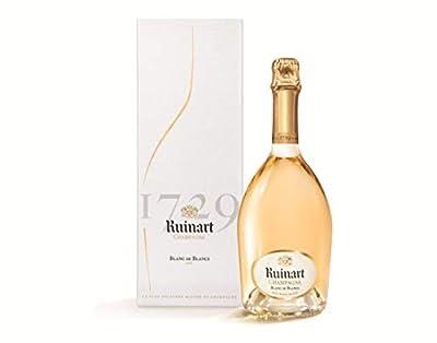 Ruinart Blanc de Blancs Champagne, Gift Box 75cl