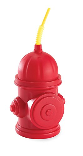 Fire Hydrant Cups (8)