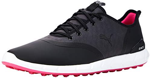 PUMA Damen Ignite Statement Low Wp Golfschuhe, Schwarz Black Black 01, 40 EU