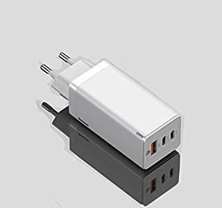 Baseus 65W GaN USB Fast Charger Quick Charge 3.0 For iPhone 11 PD3.0 US Plug Support FCP AFC SCP QC 3.0