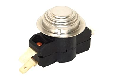 Zanussi Tumble Dryer Thermostat. Genuine part number 1258406105