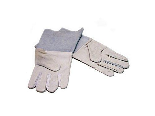 Weldability Sif EAD005 Tig Handschoenen Mordant Leer (Pak van 6)
