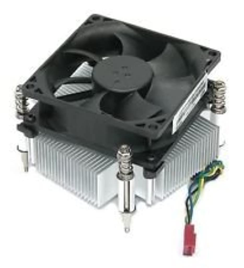 Genuine Lenovo Thinkcentre M81 Computer Heatsink and Fan Combo Desktop 4-pin Fan 03T9509 03T8014