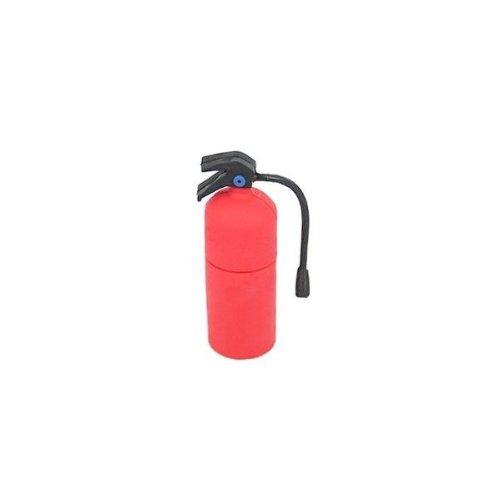 Fire Extinguisher USB Flash Drive - Data Storage Device - 4GB