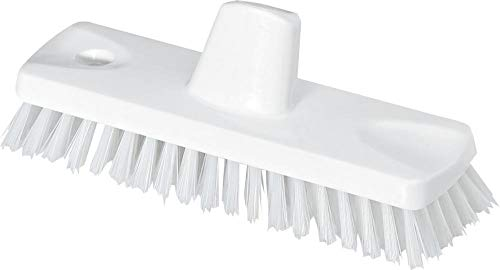 Nölle 18322351 HACCP-Balai-brosse, Blanc/Transparent, 23 cm/0,5 mm