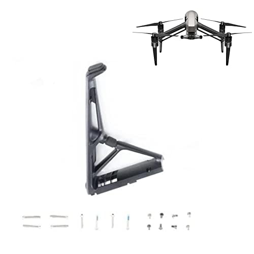 hnsgscmyyxgs Drone atterraggio per DJI. ISPIRE 2 Parte 14 - con Parti di Ricambio a Vite per i Pezzi di Ricambio del Servizio di Riparazione del Drone