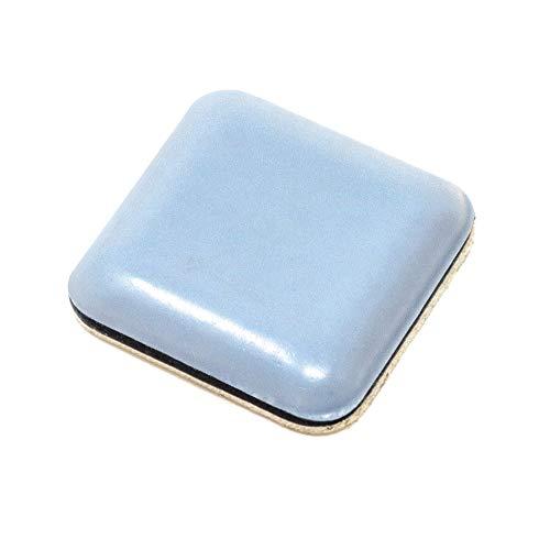 autocollantes Patins pour Meubles en qualit/é premium / /Rectangulaire /PTFE/ Lot de 4/patins/ 24/x 100/mm/