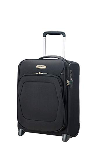 SAMSONITE Spark SNG - Upright Underseater with USB Port Koffer, 45 cm, 28 Liter, Black
