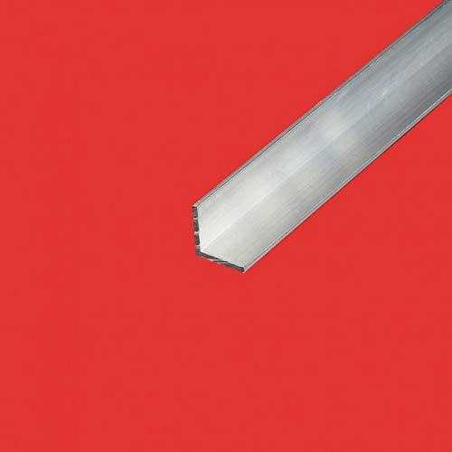 Commentfer - Corniere alu 50x50 Epaisseur en mm - 5 mm, Longueur en metre - 1 metre, Sections en mm - 50 x 50 mm