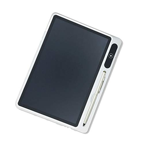 CHTXD-schrijfbord, tekentafel, elektronisch LCD-ingangskaart, ABS-kunststof, grafisch schrijfbord, kinderen, voor thuiskantoor, notebook, cadeau Vacanza, 10 inch