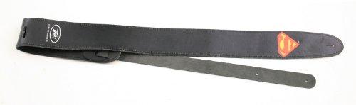 Peavey 03019780 DC Superman Leather Guitar Strap
