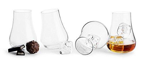 Sagaform Club Digestif Gläser, Klar, 7 x 9 cm