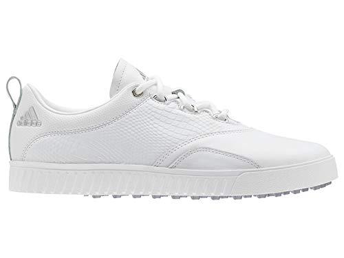 adidas Damen W Adicross Ppf Golfschuhe, Weiß (Blanco/Plata Bb8027), 40 EU