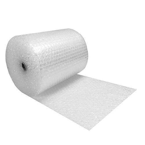 "AmazonBasics Perforated Bubble Cushioning Wrap - Medium 5/16"", 24-Inch x 100-Foot Long Roll"