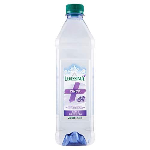 Levissima Acqua Minerale Naturale con Zinco, 60cl