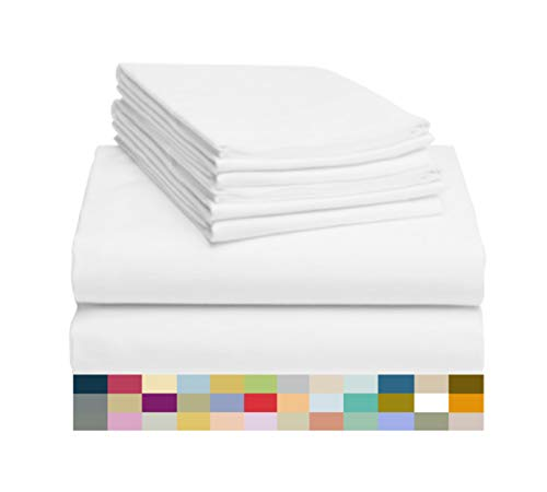 100 cotton hotel sheets queen - 2