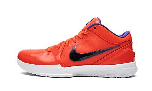 Nike Kobe 4 Protro Undftd (Team Orange/Multi-Color 12)