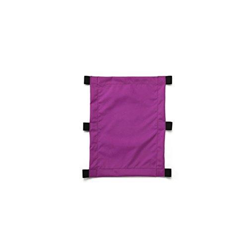 Croozer Unisex– Erwachsene Sonnensegel-3092020400 Sonnensegel, Pink, One Size
