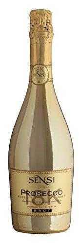 Sensi 18k Prosecco Gold NV Wine 75 cl (Case of 3)