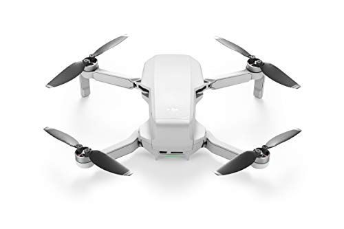 DJI Mavic Mini - Drone FlyCam Quadcopter UAV with 2.7K Camera 3-Axis Gimbal GPS 30min Flight Time,...