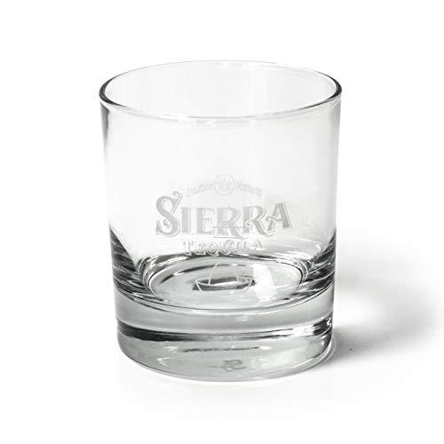 Sierra Tequila Jalisco Mexico - Vasos de cristal (6 unidades)
