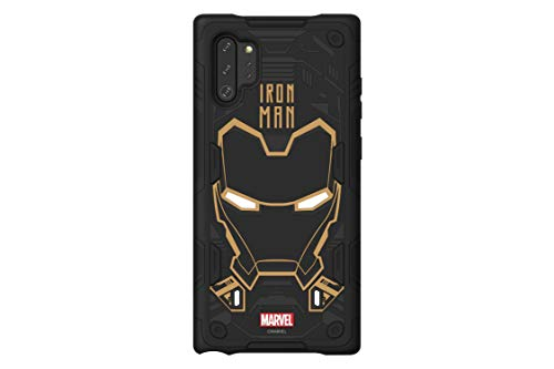 Samsung Galaxy Friends Iron Man Rugged Protective Smart Cover for Note 10+