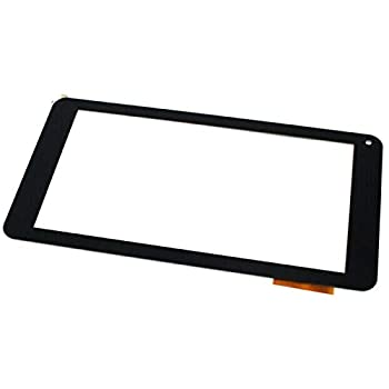 Touch Screen Digitizer for YISENCE Kids Tablet 7 Inch Android 9.0 Quad Core New Touch Screen Digitizer -  Color Black
