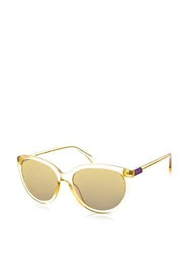 Calvin Klein Gafas de Sol CKJ752S-734 (54 mm) Amarillo