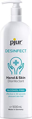 PUJR DESINFECT - Desinfectante para manos y piel para una limpieza higiénica - Sin alcohol ni perfume