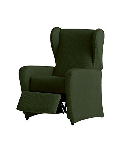 Eysa - Funda de sillón Relax elástica Ulises - Color Verde