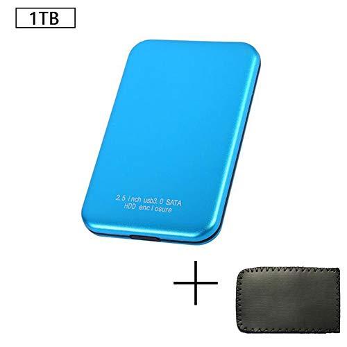 Haodou.Disco Duro Externo portátil USB 3.0 Disco Duro Externo 500GB 1TB 2TB Disco Duro Externo portátil para Trabajo Usar Juntos como Familia