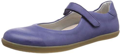 Däumling Mädchen Adis Geschlossene Ballerinas, Blau (Seta Jeans 42), 37 EU