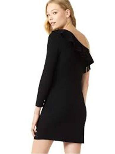 Liu-Jo F68120J9998 - Vestido para mujer 22222 Nero 40