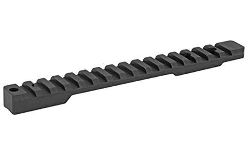 Talley Short Action Remington 700 20 MOA Picatinny Base, Black