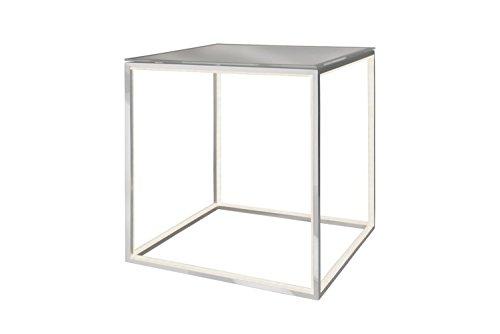Sompex LED-tafel Delux met glasplaat - vierkant