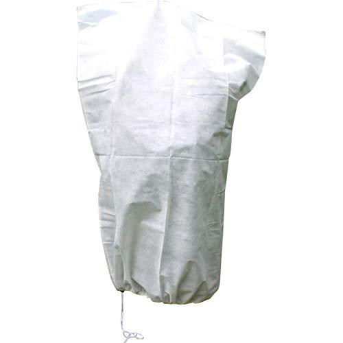 HI Housse de protection pour plantes d'extérieures à utiliser en hiver Fibre non-tissée Env. 1,10 x 1,50 m