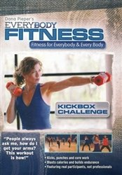 Everybody Fitness Kickbox Challenge DVD - Dana Pieper - region 0