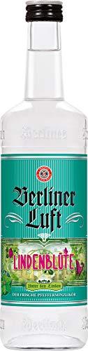 Berliner Luft Lindenblüte Pfefferminzlikör 18{2f418094e5d4b59f794edce1484597c56d46d7f8b221c5e3bd081038750d6cba} vol 0,7l Pfeffi