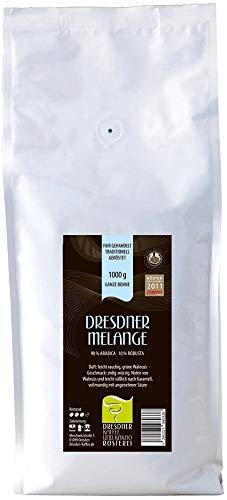 Dresdner Melange Kaffeebohne 1000g