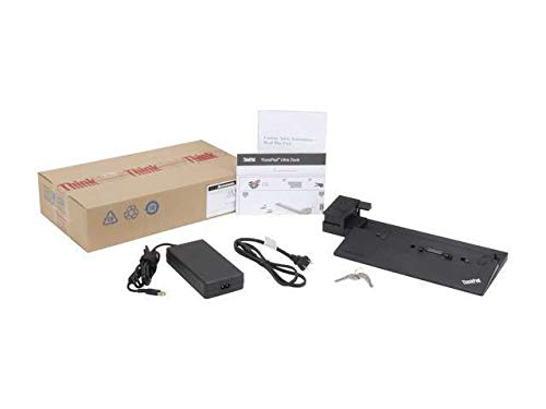 New Genuine Dock for Lenovo ThinkPad L440 L540 T440 T440p T440s T540p X240 Ultra Dock Docking Station 40A20090US