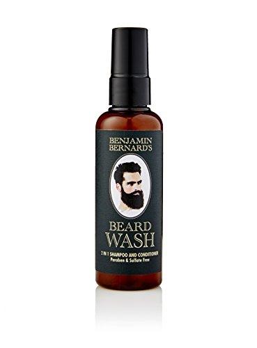 Benjamin Bernard - Champú para barba 2...