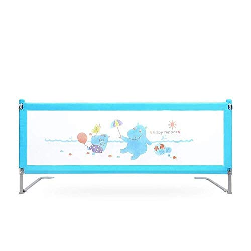Fantastic Deal! Bed Rails Bumpers Portable Bed Rails Bumpers Foldable Bed Rails Protect Babies Bed R...