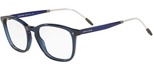 Armani GIORGIO 0AR7171 Monturas de gafas, Blue, 51 para Hombre