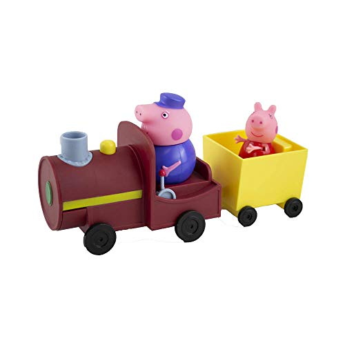 Brinquedo Vovô Maquinista com Trenzinho, Peppa Pig, Sunny